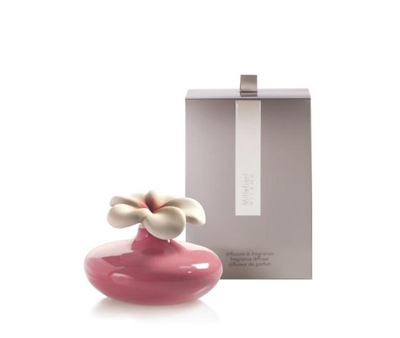 Bomboniera fiore piccolo rosa millefiori milano