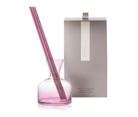 Vase vaso rosa  diffusore millefiori