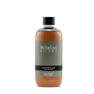 Ricarica  Da 500 Ml Fragranza Incense & Blond Woods  Millefiori Milano