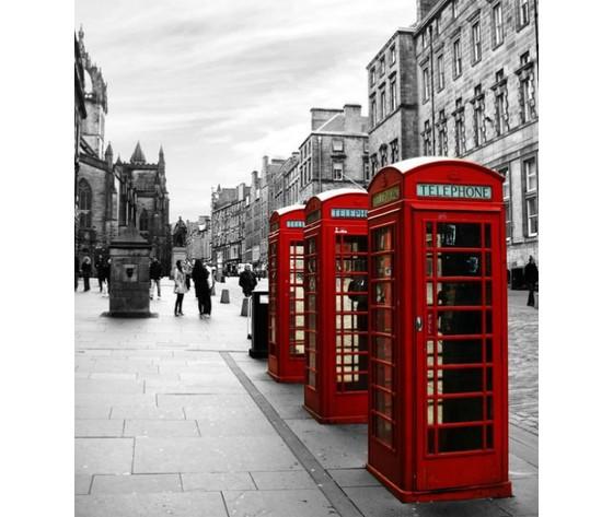 Londra telefono rosso