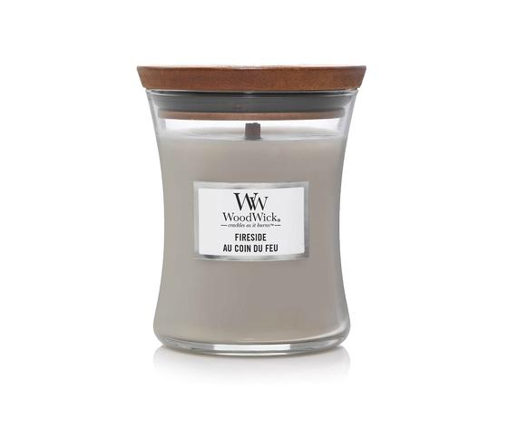 Woodwick candela  media  fireside