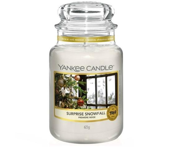 Giara grande surprise snowfall yankee