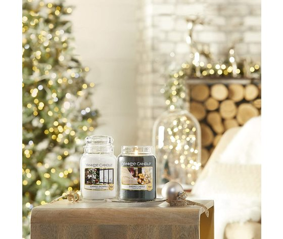 Yankee candle giara grande surprise snowfall