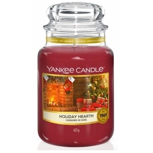Candela Yankee Candle Holiday Heart in Giara Grande