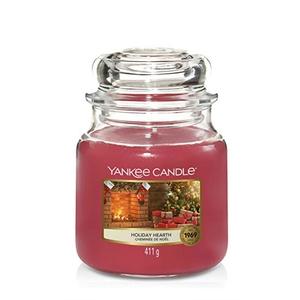 Candela Yankee Candle Holiday Heart in Giara Media