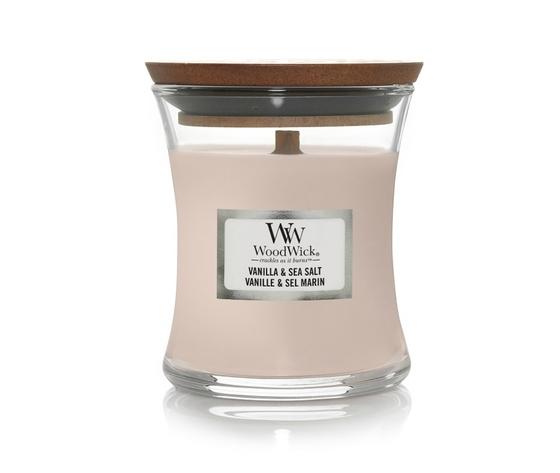 Vanilla.sea salt woodwick