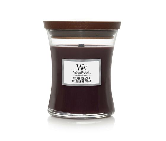 Velvet tobacco woodwick