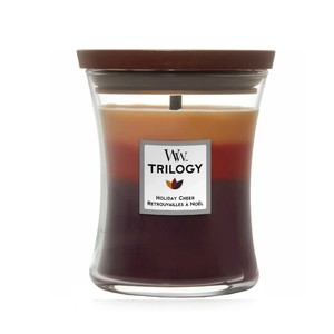 Candela Trilogy Woodwick Holiday Cheer