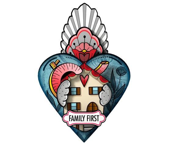 Family first exvoto miho