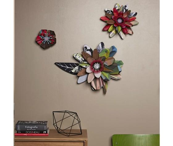 Fiori miho decorazione pareti
