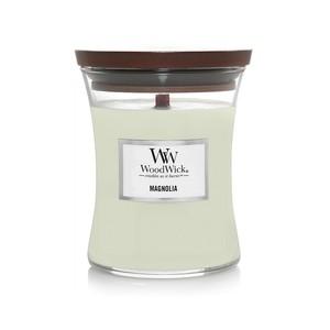 Candela Fragranza Magnolia Yankee Candle   WoodWick shoppinoline metoo-design roma con offerte Natale Sconti