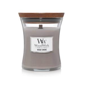 Candela Fragranza wood Smoke /legno affumicato Yankee Candle   WoodWick , idea regalo per Amici e Parenti , design elegante, shoppingonline metoo-design roma