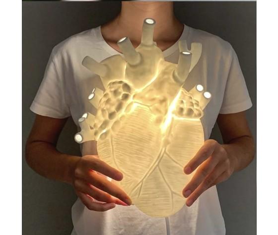 Cuore lampada seletti heartlamp
