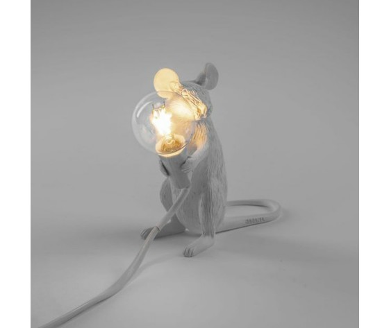 Mouselamp seduto seletti