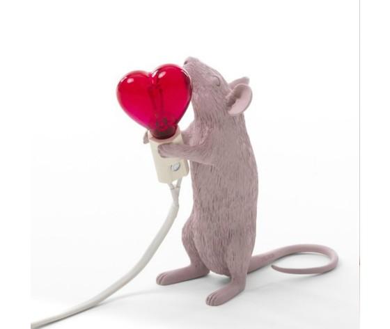Mouselamp love san valentino selettiworld