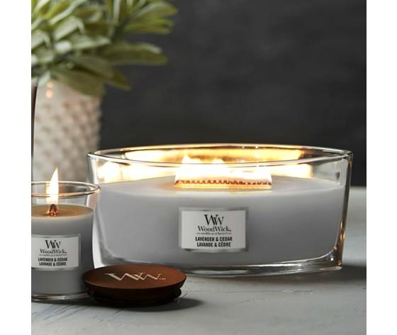 Lavender cedar candela vendita ellipse