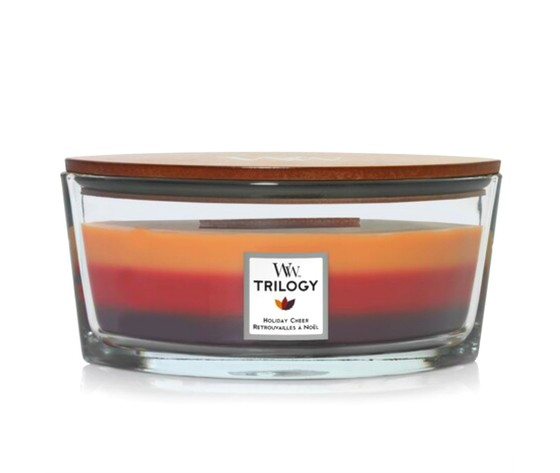 Trilogy ellipse holiday cheer woodwick