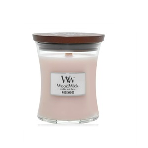 Candela Fragranza Rosewood Yankee Candle  Design  WoodWick