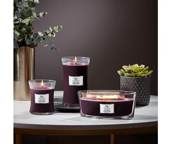 Velvet fragranze woodwick
