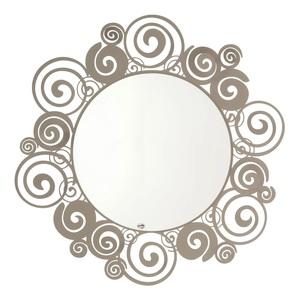 Specchio Orfeo disponibile Fango marca Arti e Mestieri Metoo-design