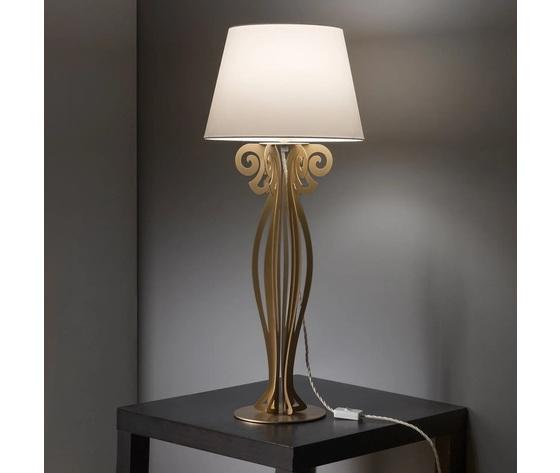 Artiemestieri lampada grande circeo oro