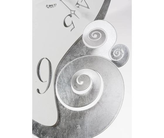 Circeo orologio  dettagli argento