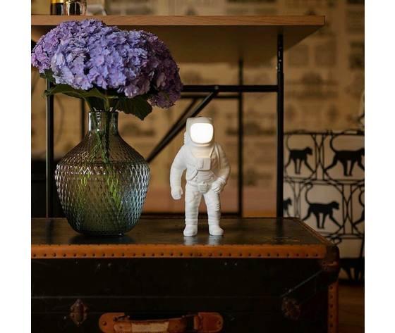 Flashing staman lampada astronauta seletti