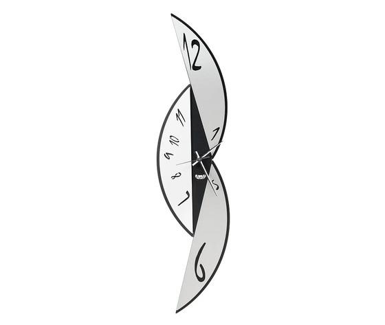 Orologio moderno parete sharp nero
