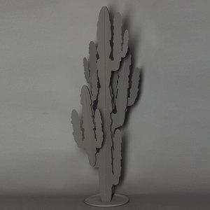"""Decorazione """"Cactus"""" Grande"""