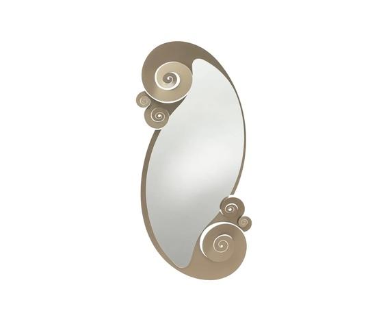 Arti e mestieri circeo bronzo specchio grande