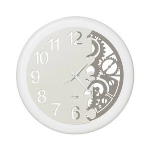 orologio da perete moderno con Ingranaggi per soggiorno ingresso Bombe Meccano Arti e Mestieri vendita shopping metoo-design roma