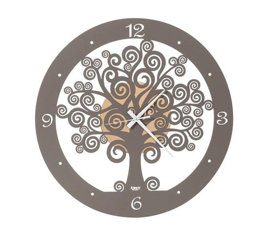 Aem3486    orologio grande parete albero della vita