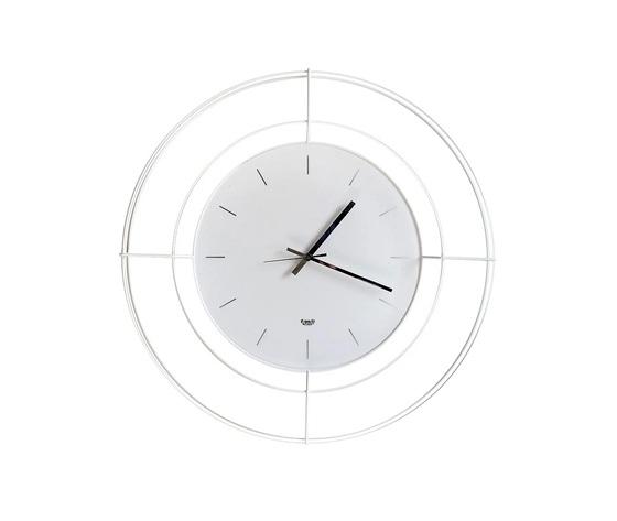 Aem2684    orologio nudo bianco in ferro