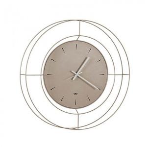 Orologio da Perete Minimal Moderno Nudo design arti e Mestieri Tridimensionale