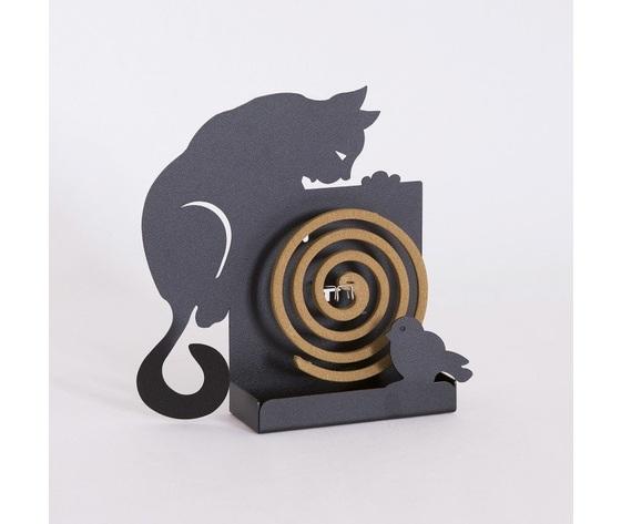 Aem11037    portazampironi gatto nero