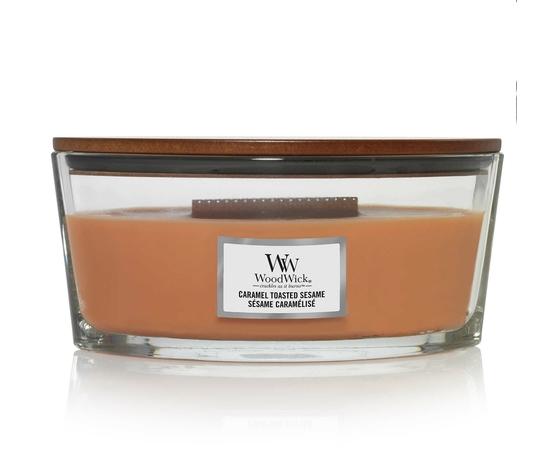 Copy of wd1666263e    candela woodwick metoodesign caramel toasted sesame