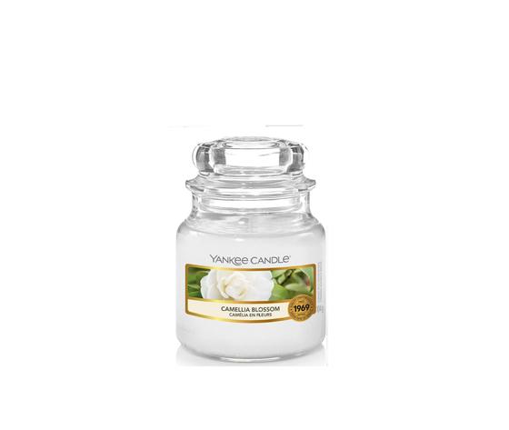 Ya1651420e    yankee candle cammelia blossom piccola giara