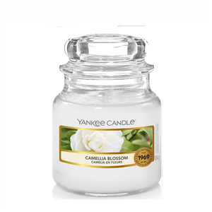 offerta candela giara media Magnolia and blossom yankee candles bianca vendita metoo-design