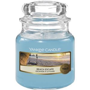 Candele azzurre Profumo Beach Escape collezione The Last  Paradise yankee candles shopping online metoo-design roma