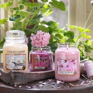 Yankee Candle Fragranza Cherry Blossom Giara Media 411 g