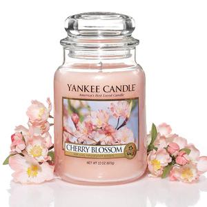 Yankee Candle Fragranza Cherry Blossom Giara Grande 623 g