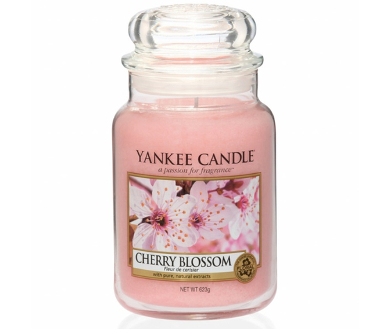 Ya1542836e    cherry blossom yankee candles giara grande