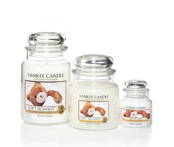 Ya1205398e    yankeecandles candele profumate softblanket