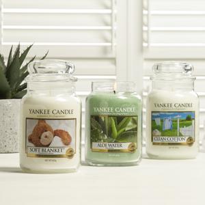 Yankee Candle Fragranza Soft Blanket Giara Media 411 g