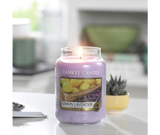 Ya1073483e    limone lavanda candela yankeecandle