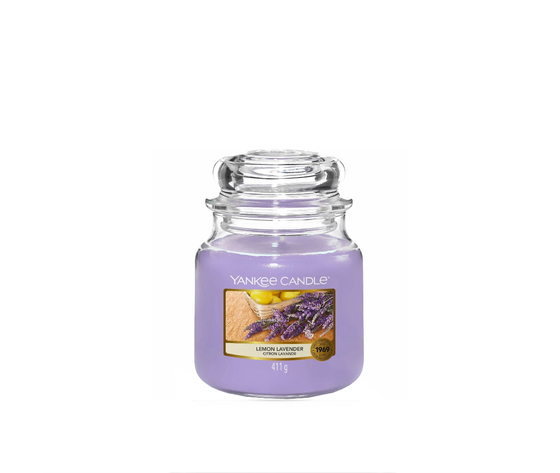 Ya1073483e    lemon lavender giara piccola yankeecandles