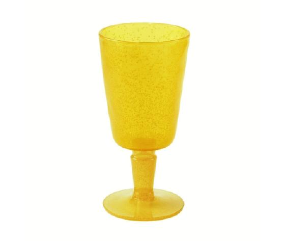 Ezms2gosing ye    goblet giallo calice bicchiere zani