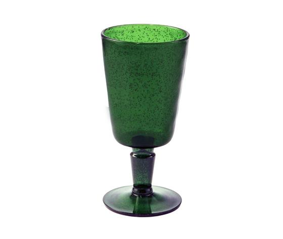 Ezms2gosing em    goblet verde smeraldo zani