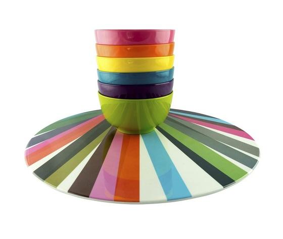 Fb gn015as    ciotole bowls coloate frenchbull colazione