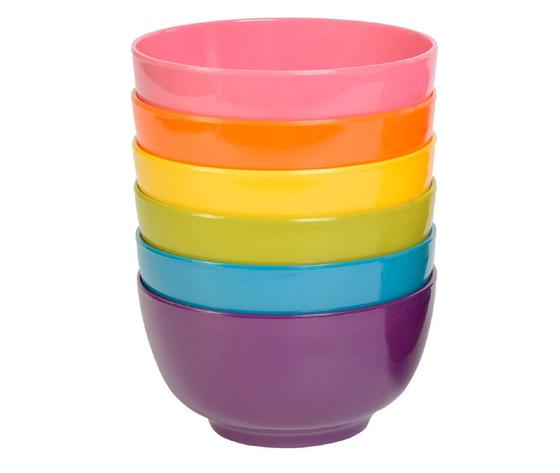 Fb gn015as    ciotole tazze colorate offerta roma